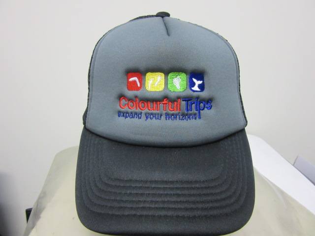 Hats for colourful trips