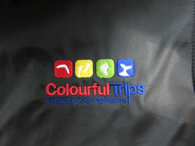 Logo Closeup Vest