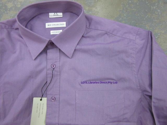 Lote Library Fuchsia Shirt