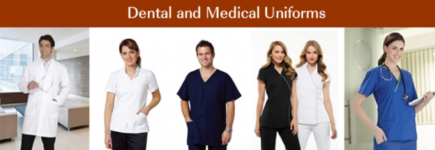Medical and Dental Uniforms