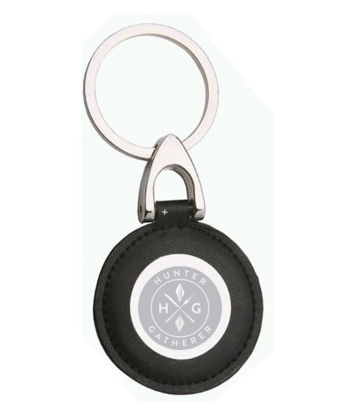 Promotional Keyrings for Hunter Gatherer bar and eatery, North Sydney