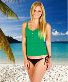 100% cotton singlet, ladies spaghetti tops, soft & slim fit