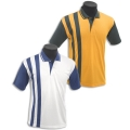 Kids Micro Mesh Polo With Twin Stripes