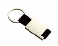 Metal Keyring With Strap