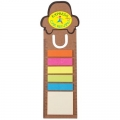 Car Bookmark Ruler With Noteflags