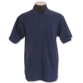 Kids Cotton Polo With Short Sleeves