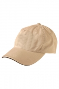 Washed Polo Sandwich Cap