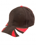 Tri Contrast Colours Cap