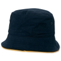 Bucket Hat With Trim